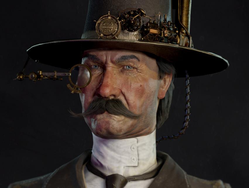 John Payne | Real-time Character