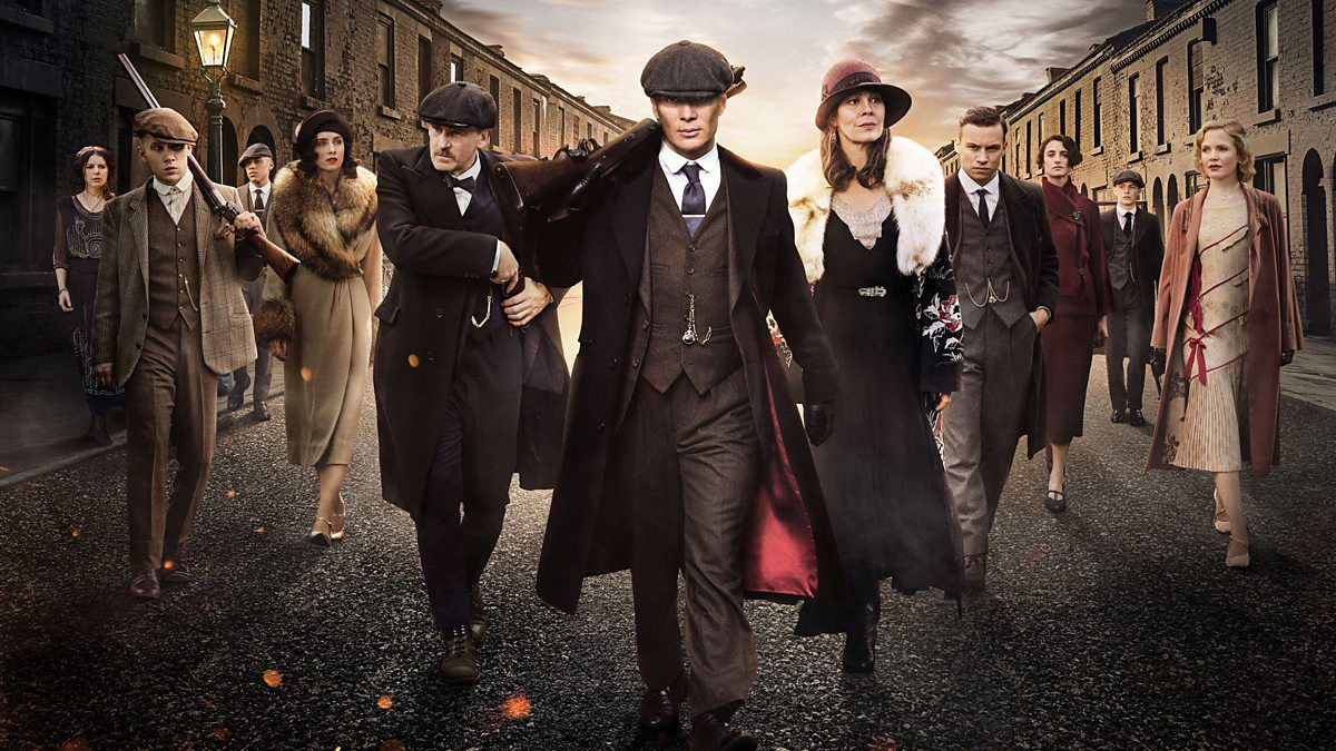 Netflix And Skill Peaky Blinders