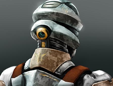 Space Military Helmet